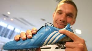 Kick it like Poldi - Produktvorstellung: Der adidas F50i
