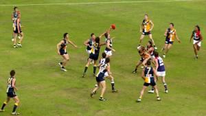 Fußball Down Under: Aussie Rules Football