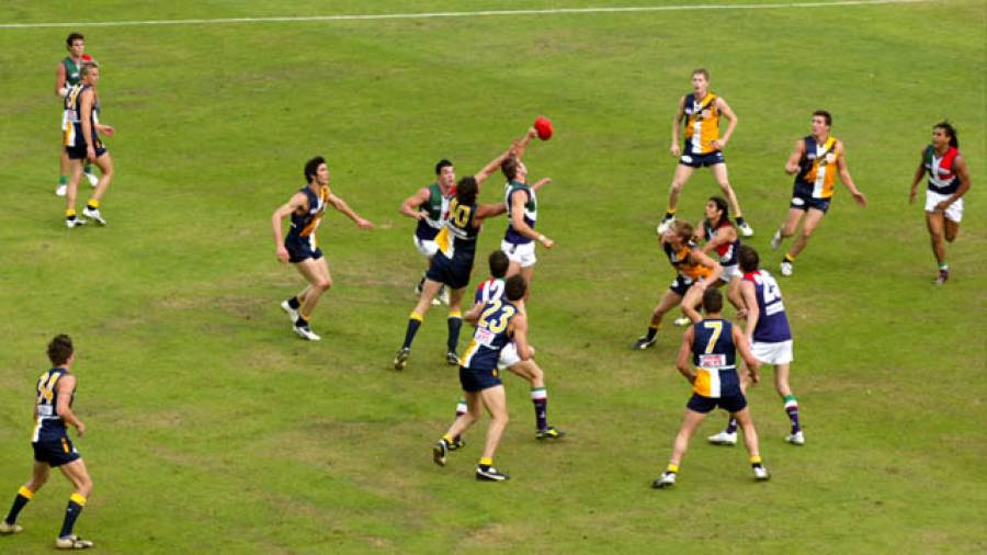 Australische Sportarten