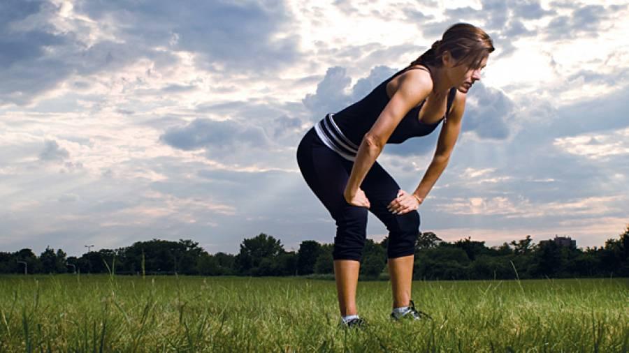 Bauchschmerzen beim Laufen – Hilfe von Dr. Sport