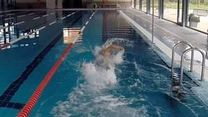 Triathlon: Trainingsbereich beim Schwimmen berechnen