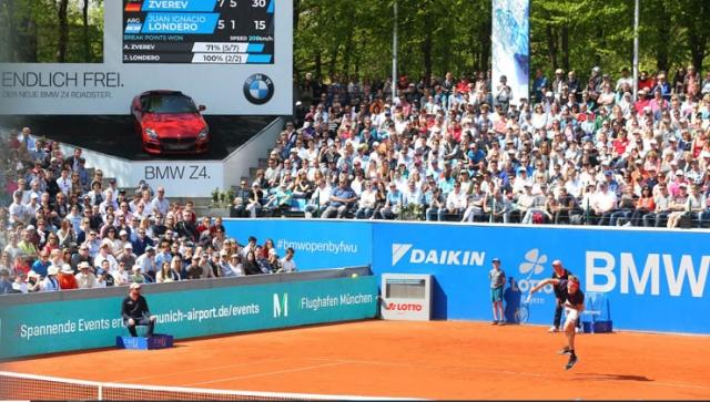 BMW Open: Zverev in München dabei