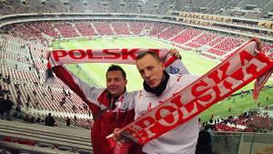 Hier rollt der Ball – Polens Stadien bei der EM 2012
