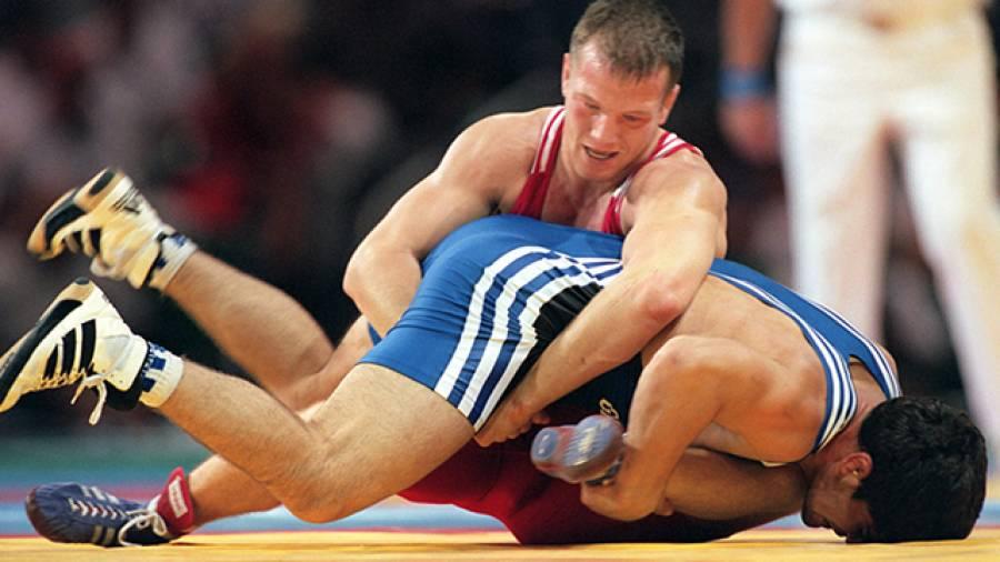 Oberkörper-Training mit Alexander Leipold