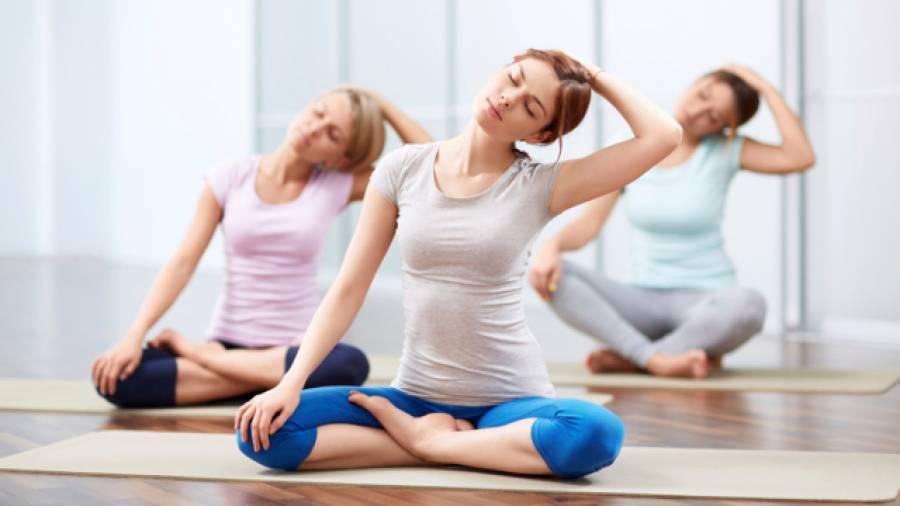 Sanftes Training – Yoga stärkt das Herz
