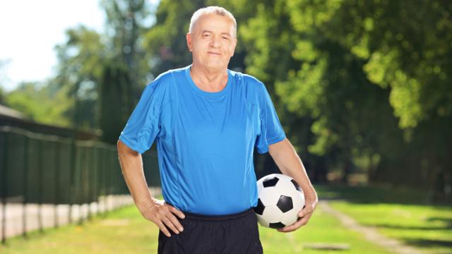 Alt kickt gut – Fußball für Senioren ist gesund