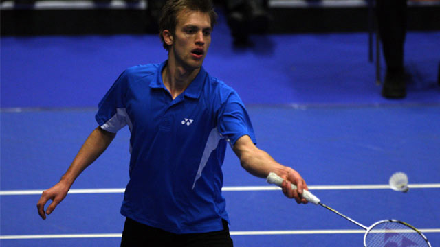 Kurzinterview mit Badminton-Star Marc Zwiebler