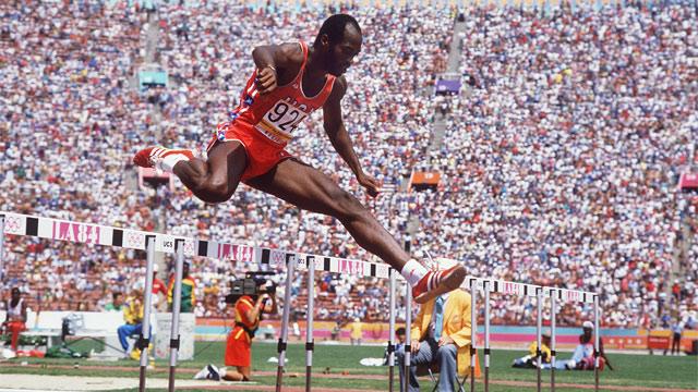 Interview mit Edwin Moses - Ich war nicht zum Sportler geboren