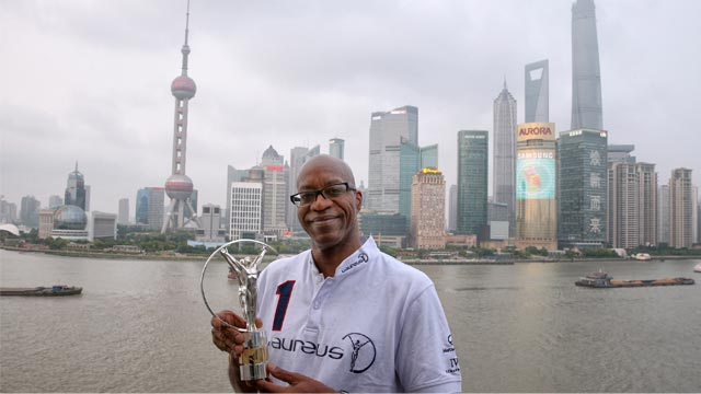 Laureus World Sports Awards 2015 in Shanghai