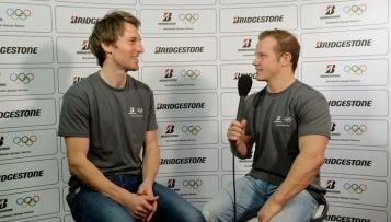 Hambüchen interviewt Fritz Dopfer