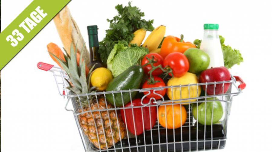 33 Tage: 10 Ernährungsregeln für den Abnehmerfolg