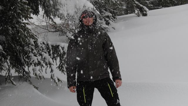 Produkttest- Bekleidung für die Skitour von Vaude