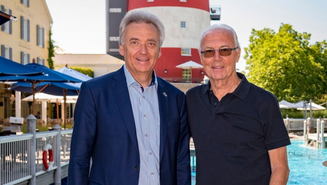 Franz Beckenbauer glaubt an Frankreich und England
