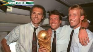 Weltmeisterliche Fußballerzitate