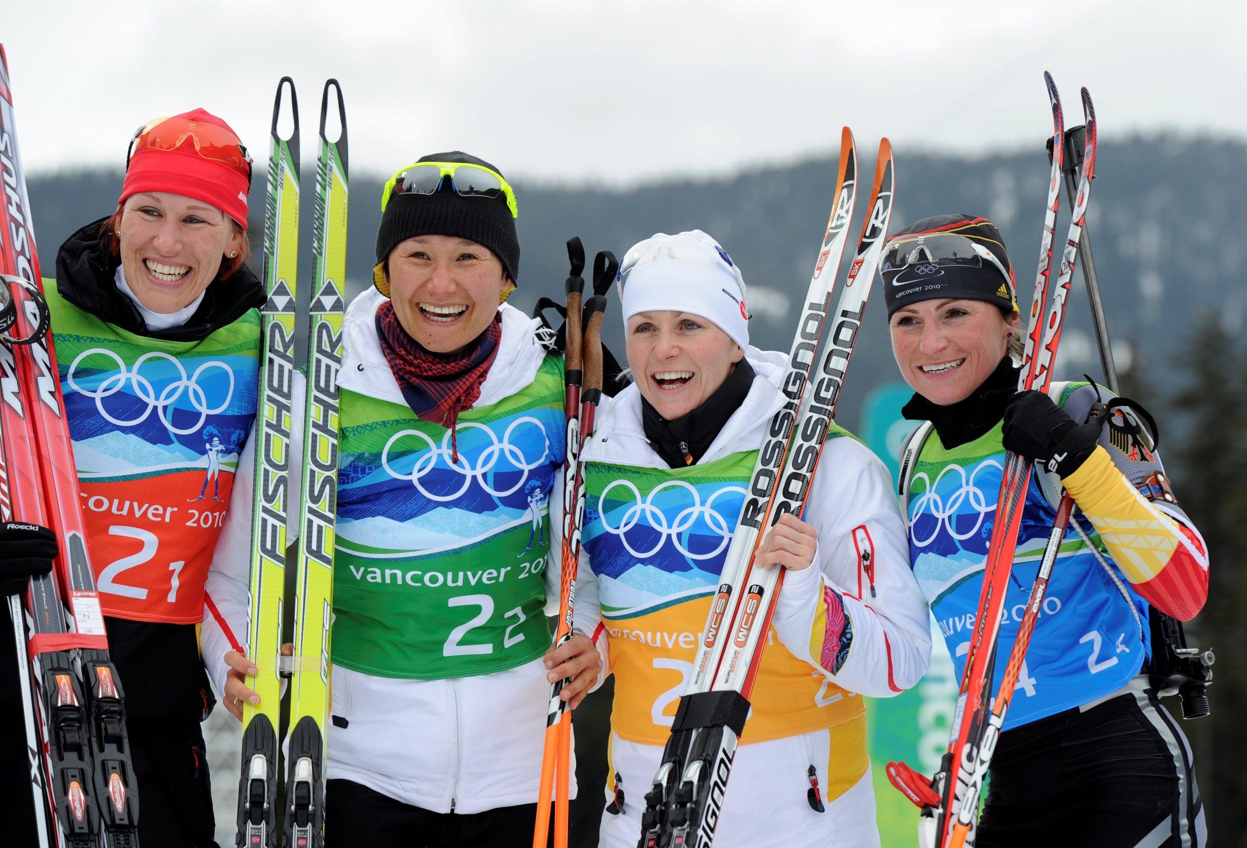 Gold für Russland in der Staffel, deutsches Quartett holt Bronze
