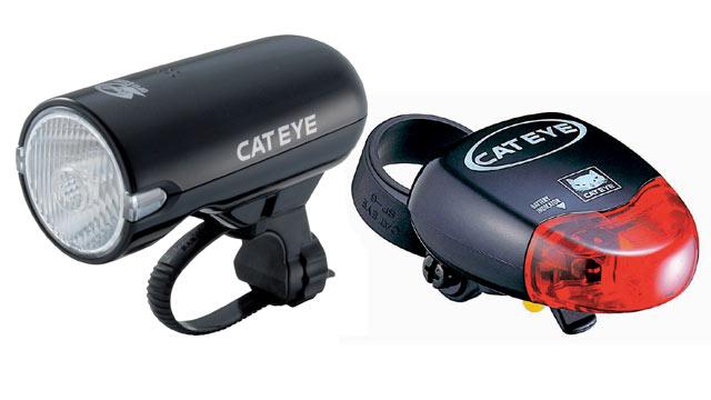 Produktvorstellung: Fahrrad-Front- und Rückleuchte HL-EL 320G und TL-LD250G