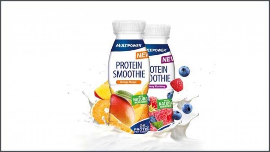 Protein Smoothie: Protein plus Frucht