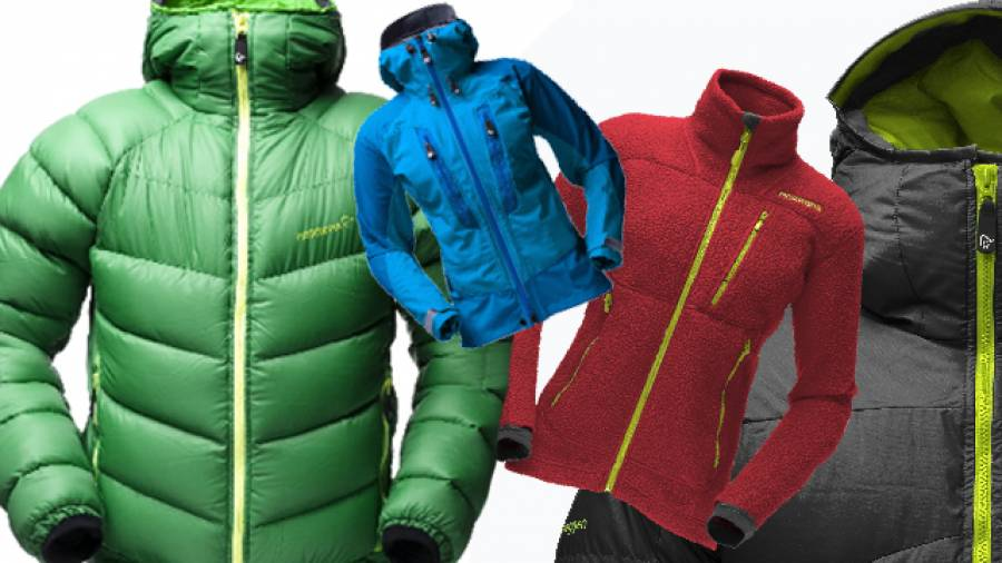 Outdoor-Jacken in Vollendung - Norrona