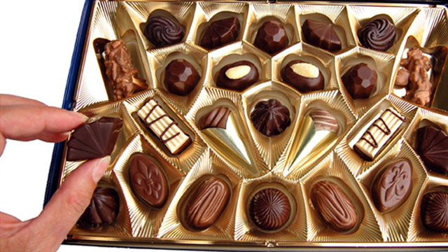 Kalorienfreie Schokolade?