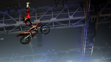 FMX - Die Night of the Jumps in München