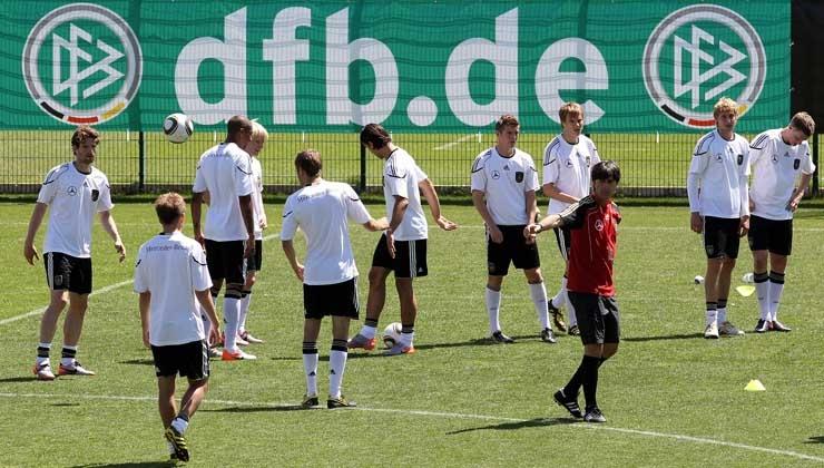WM 2018: Trainingslager wieder in Südtirol
