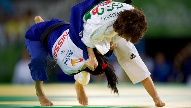 Die Brussig-Schwestern auf dem Weg zur Para Judo-WM