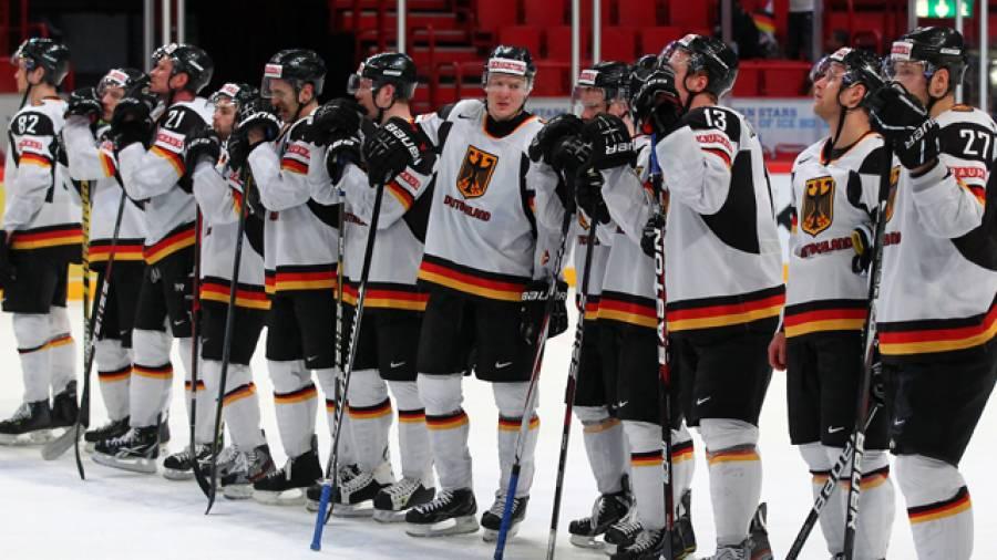 Deutschland österreich Eishockey