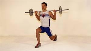 Ausgleich – Einbeinige Kniebeugen kräftigen die Beine