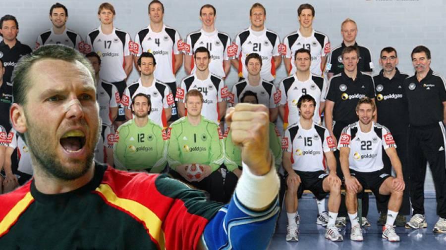 Deutschland unentschieden gegen Slowenien – 34:34 bei der Handball-EM