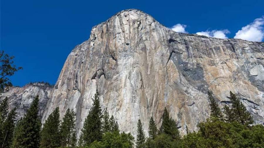 El Capitan: Down Wall erstmals frei geklettert