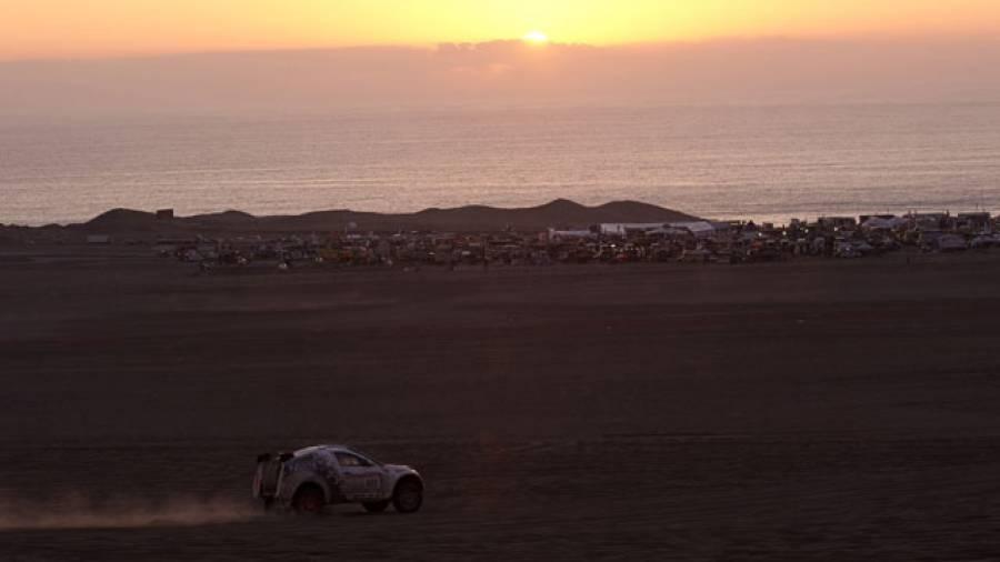 Interview mit Rallye-Pilotin Stefanie Manns