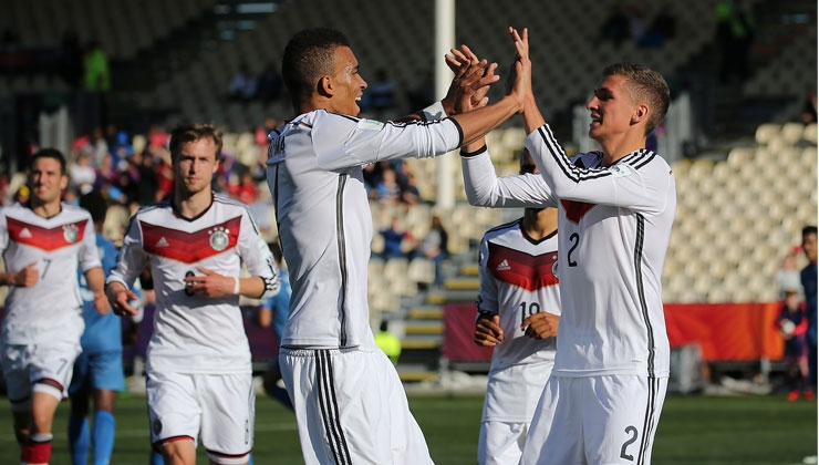 U20-WM: DFB-Junioren gewinnen 8:1 gegen Fidschi