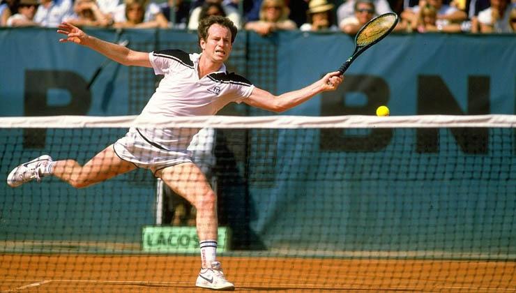 Tennis: Verlierer bewegen häufiger den Kopf