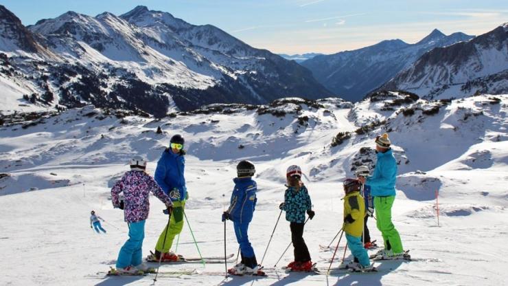 Mit der Familie nach Obertauern – Skifahren mit Kindern