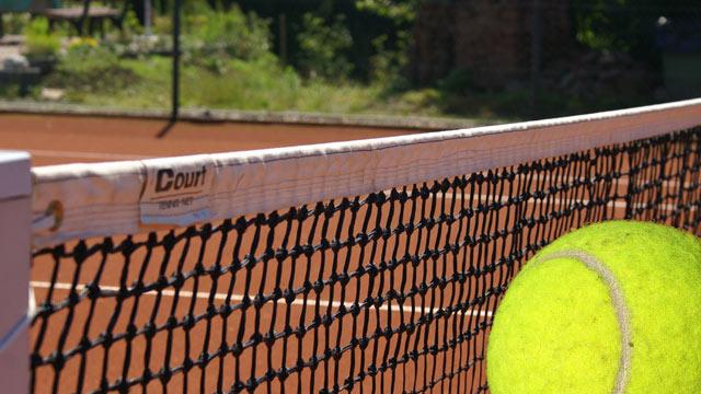 Tennis-Taktik: die starke Vorhand