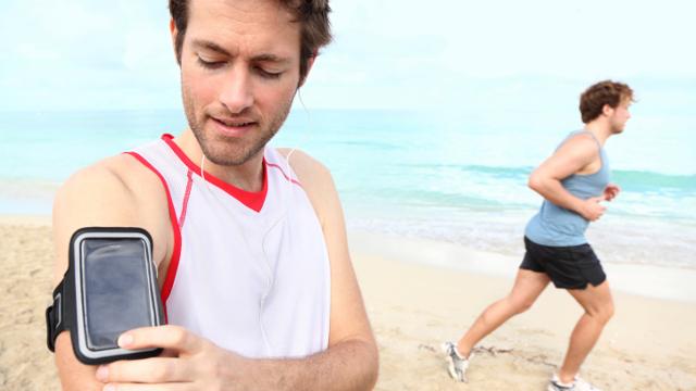 Motivation auf dem Smartphone – Was bringen Lauf Apps