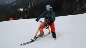 Icy Rider – Snowbike im Test
