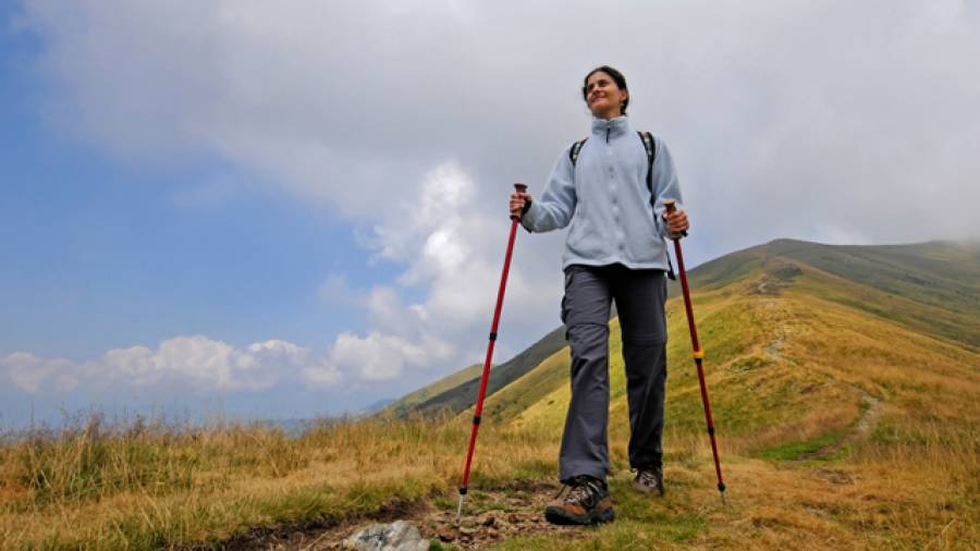 Wer hat's erfunden? Nordic Walking