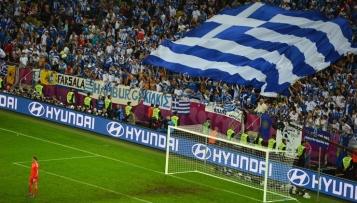 Griechische Fußballprofis bangen um Gehälter