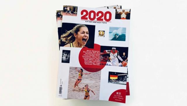 20.20 – Olympia Magazin will Feuer für Tokio entfachen