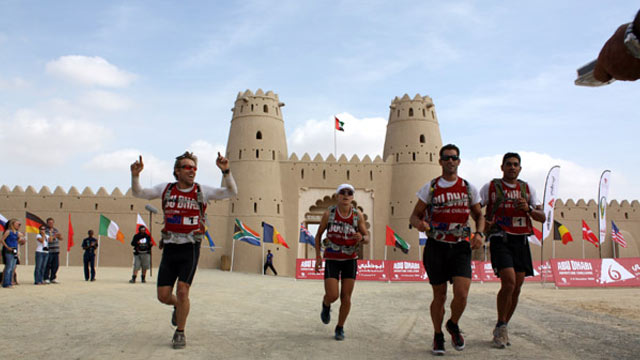 Das Finale der Abu Dhabi Adventure Challenge: Willkommen in Al Ain