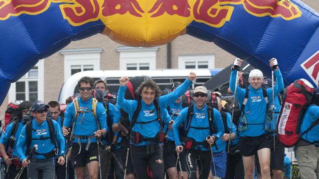 Red Bull X-Alps 2009: Einmal über die Alpen