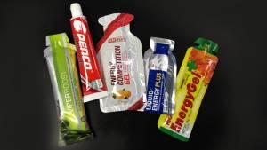 Süß und klebrig – Worauf kommt es bei Energie-Gels an?