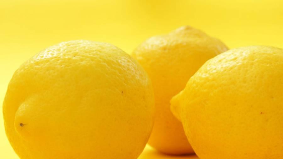 Appetitzügler aus der Natur: Zitrone und Zitronensaft