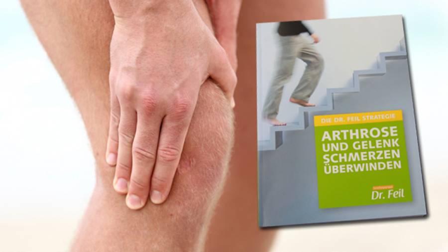 Rezension: Die Dr. Feil Strategie – Arthrosen und Gelenkschmerzen überwinden