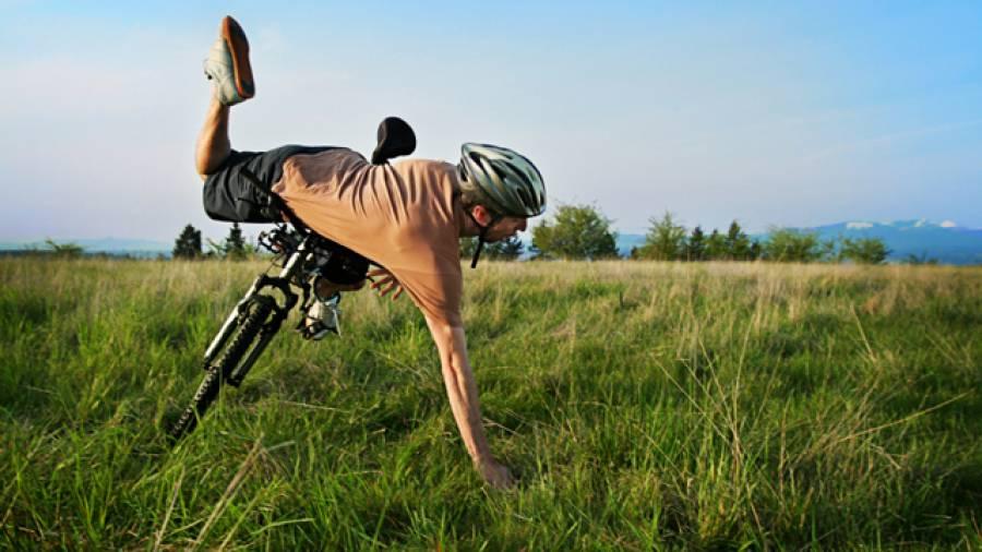 Erste Hilfe auf der Mountainbiketour