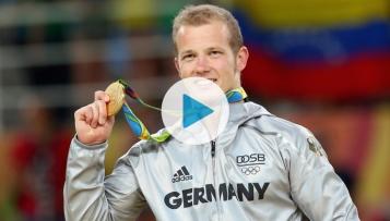 Gold-Interview mit Fabian Hambüchen