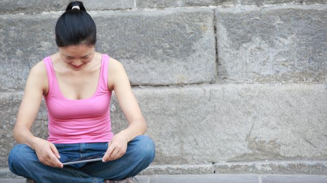 Modernes Leiden – Die iPad-Schulter