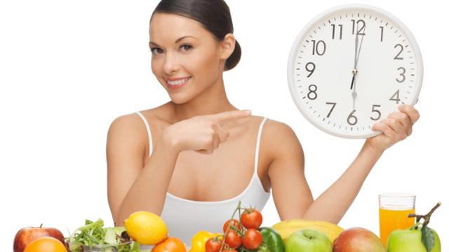 Belegt: Drei Mahlzeiten sind ideal zum Abnehmen