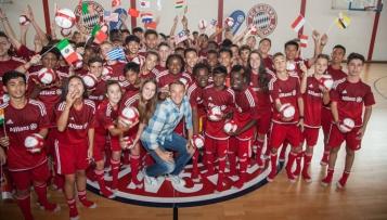 Tipps vom Torwart – Manuel Neuer über Vorbilder und den Weg zum Profi